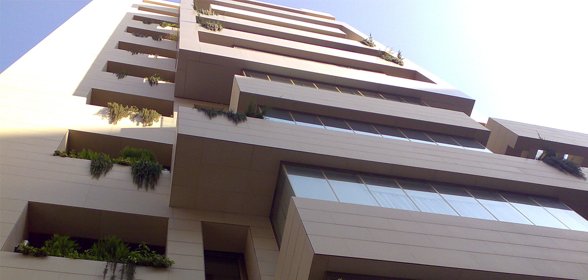 Al Manara Tower COMPAC Lebanon